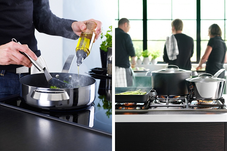 Commercial / IKEA Cook & Eat brochure (together with Caroline Andersson). © Inter IKEA Systems B.V.